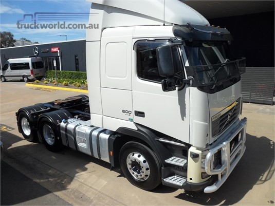 2013 Volvo FH600 - Trucks for Sale