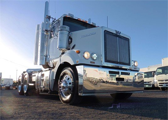 2012 Western Star 4800FX - Trucks for Sale