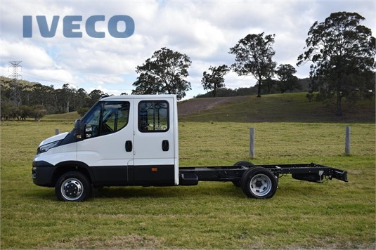2019 Iveco Daily 50C21 Iveco Trucks Sales - Trucks for Sale