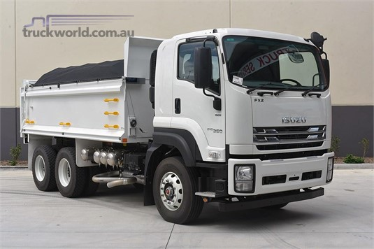 2020 Isuzu FXZ - Trucks for Sale