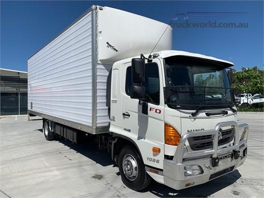 2011 Hino FD - Trucks for Sale