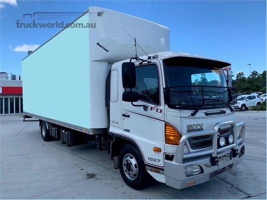 2009 Hino FD - Trucks for Sale