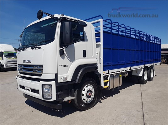 2019 Isuzu FXY - Trucks for Sale