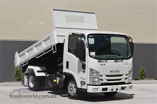2020 Isuzu NLR - Trucks for Sale
