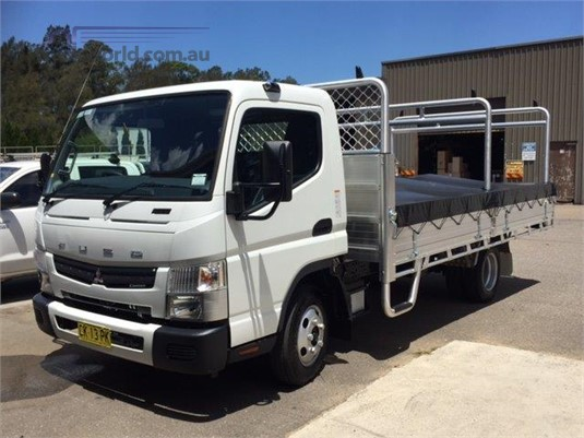 2019 Fuso Canter - Trucks for Sale