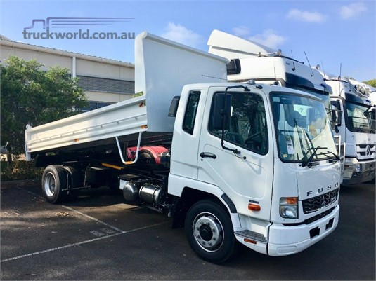 2019 Fuso Fighter FK62FHY1RFAC - Trucks for Sale