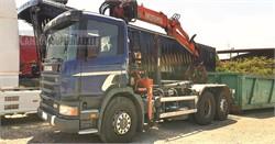 SCANIA P94C300