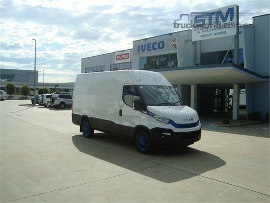 2019 Iveco Daily 35s17a8 - Light Commercial for Sale