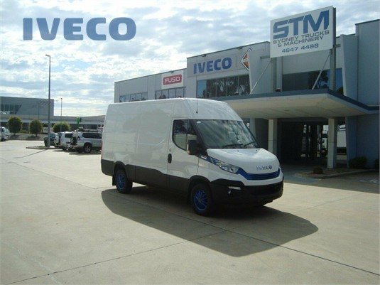 2019 Iveco Daily 35s17a8 Iveco Trucks Sales - Light Commercial for Sale