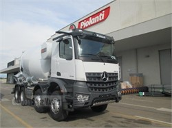 MERCEDES-BENZ AROCS 4145  new