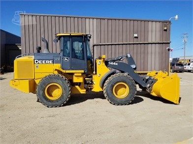 Wheel Loaders For Sale In Alberta 235 Listings Machinerytrader Com Page 1 Of 10