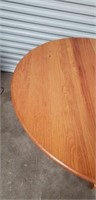 Beautiful solid wood table