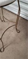 Beautiful vanity stool