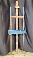 Large Adjustable Wooden Easel