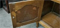 Beautiful Victorian Style Wooden Side Table