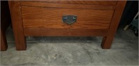 Pair of beautiful wood kincaid night stands