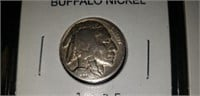 Lot of 8 Buffalo Nickels with various dates