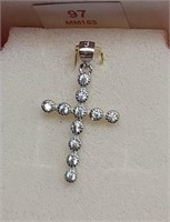 Large Beautiful Sterling & More Jewelry Pieces