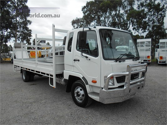 2014 Mitsubishi Fuso FIGHTER 1024 - Trucks for Sale