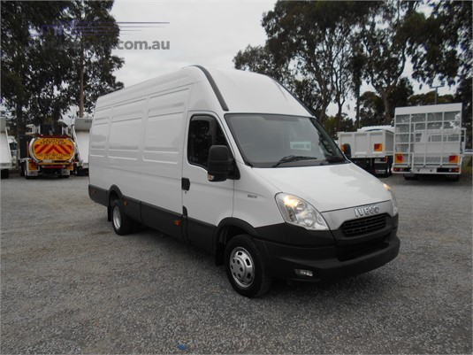 2012 Iveco Daily 50c17 - Trucks for Sale