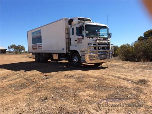 2012 Mitsubishi FV54 - Trucks for Sale
