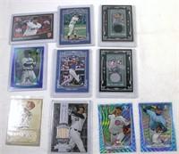 Baseball Cards Assorted set of 10