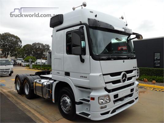 2016 Mercedes Benz Actros 2648 - Trucks for Sale