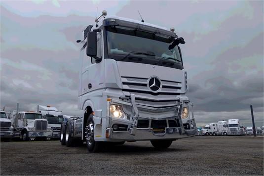 2017 Mercedes Benz Actros 2653 - Trucks for Sale