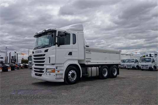 2012 Scania R620 - Trucks for Sale