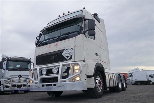2012 Volvo FH12 - Trucks for Sale