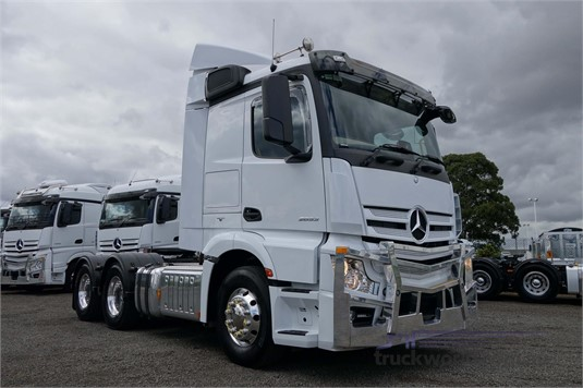 2018 Mercedes Benz Actros 2653 - Trucks for Sale