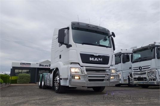 2016 MAN TGS26.480 - Trucks for Sale