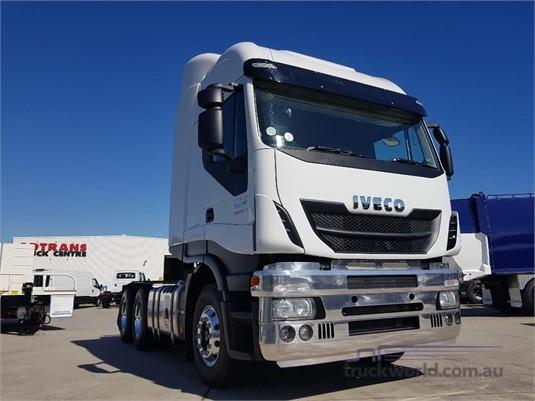 2020 Iveco Stralis 560 - Trucks for Sale
