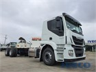 2020 Iveco Stralis 360 Cab Chassis