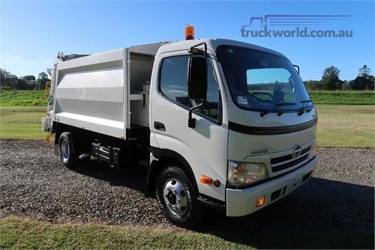 2009 Hino 300 816 - Trucks for Sale