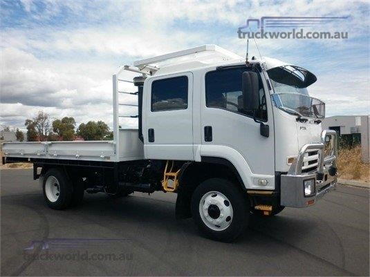 2008 Isuzu FSS 550 4x4 - Trucks for Sale