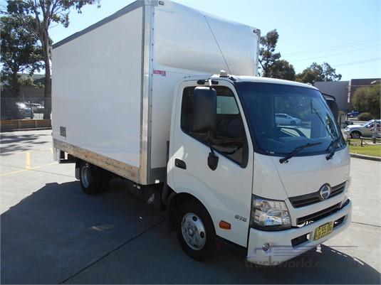 2016 Hino 300 Series - Trucks for Sale