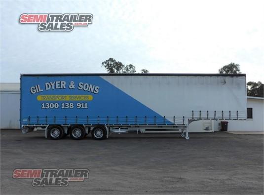 2014 Krueger Drop Deck Trailer Semi Trailer Sales - Trailers for Sale