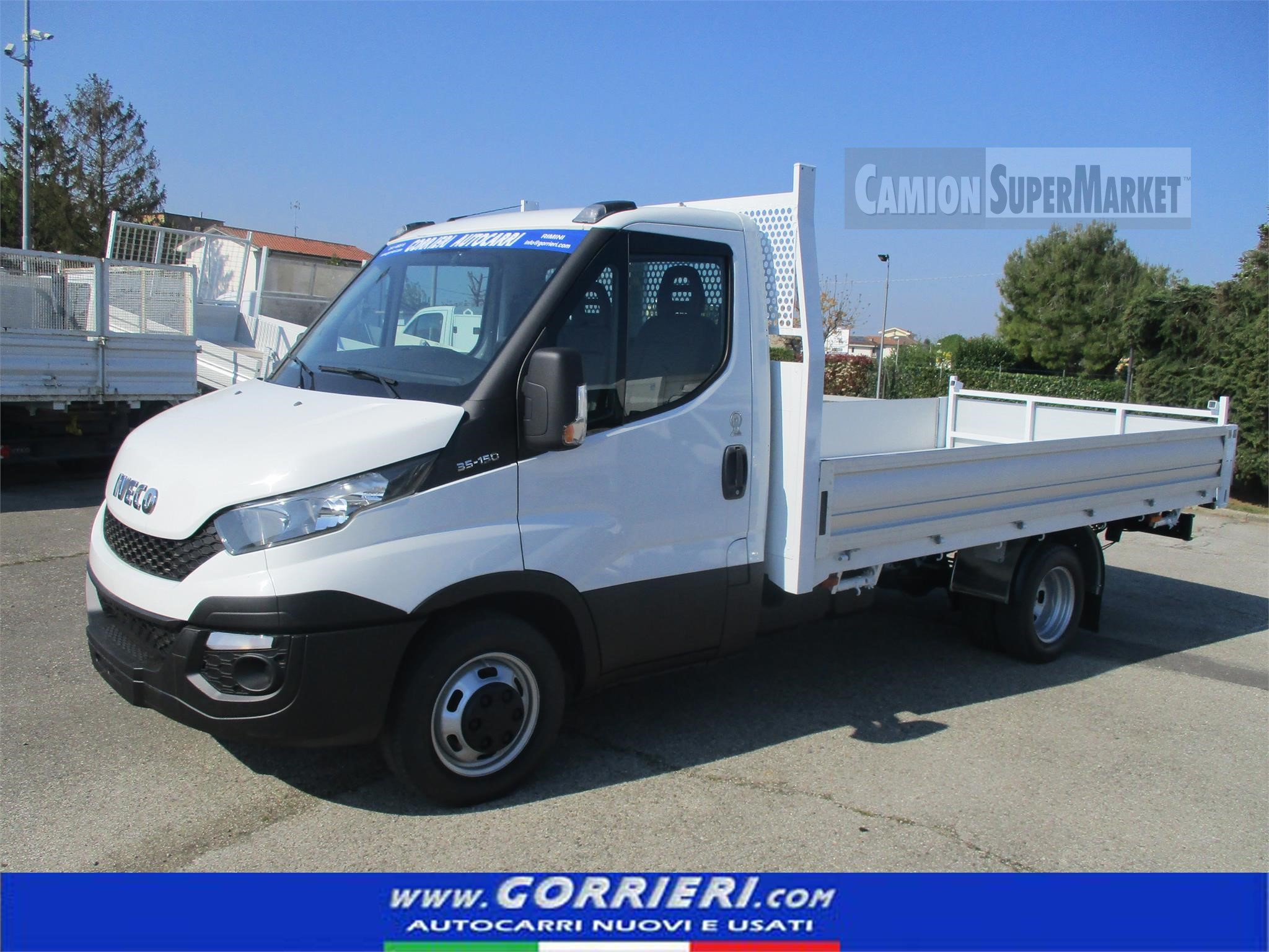 Iveco DAILY 35C15 used 2016