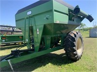 4/23 TRACTORS – TILLAGE – SPRAYERS – VEHICLES – TRAILERS – C