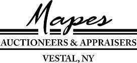 Mapes Auctioneers & Appraisers