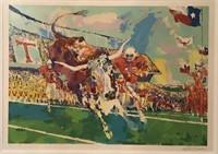 RAKC Cloisonne, LeRoy Neiman, Sculpture Auction