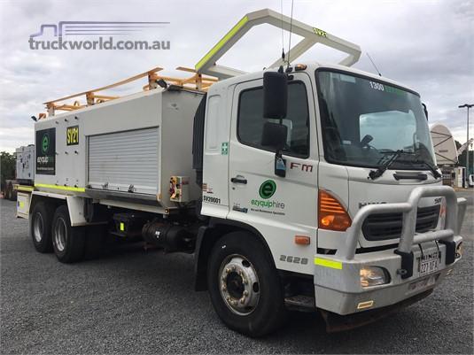 2012 Hino FM500 - Trucks for Sale