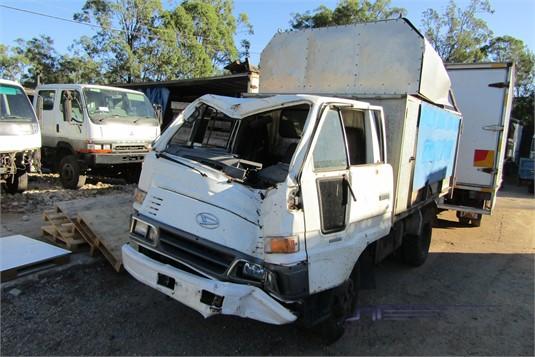 1999 Daihatsu Delta - Wrecking for Sale