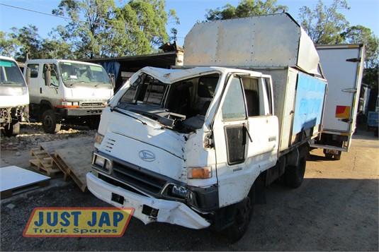 1999 Daihatsu Delta Just Jap Truck Spares - Wrecking for Sale