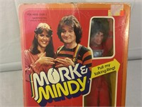 Mork & Mindy talking vintage doll