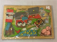 Fisher Price vintage toys and more
