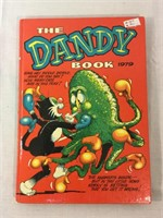 """The Dandy book "" vintage books"