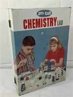 Skil craft vintage chemestry lab #600