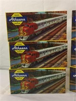 Athearn vintage train kits